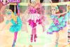 3 danseuses à habiller