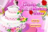 Décore un wedding cake