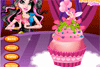 Cupcake d'anniversaire