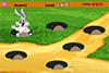 La chasse aux lapins