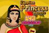 Coiffure princesse égyptienne