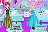 Chambre de soeurs à décorer