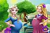 2 amies enceintes