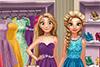 Le dressing de Louna et Louise