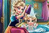 La douche de bébé Elsa