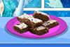 Brownie au chocolat et noix