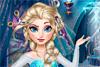 Elsa chez la coiffeuse de mode