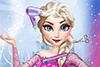 Nouvelle coiffure pour Elsa