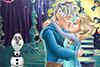 Le bisous d'Elsa et Jack