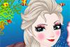 Une princesse sirène à maquiller