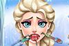Dents d'Elsa à soigner