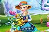 Jardine avec Elsa