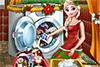 Jouets de Noël à laver