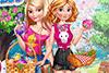 La chasse aux de Pâques avec Jana et Léa