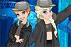 Mode de la rue pour Ava et Elise