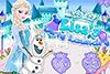 Lessive avec Elsa