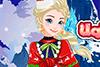 Tenue de Noël d'Elsa