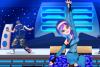 Fille Emo danseuse de hip hop