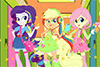 Equestria girls back to school