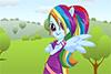 Habiller Rainbow Dash