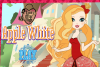 Ever After High : relooke Apple White