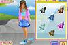 Adèle la skateuse