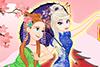 2 soeurs en Chine