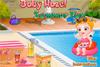 Occupations d'été pour bébé Hazel