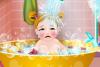 Premier Bain de Bébé