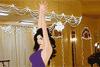 Jeu de danseuse de Flamenco