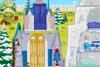 Château d'Anna et Elsa à aménager