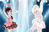 2 danseuses à habiller