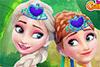 2 soeurs à maquiller