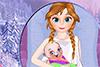 Bébé d'Ana à faire naître