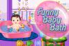 Bain du bébé