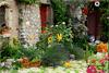 Objets cachés dans le jardin