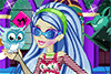 Ghoulia Yelps au SPA