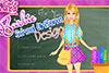 Uniforme de maîtresse pour Barbie