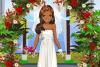 Jeu de fille : la robe de mariée