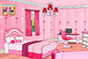 Maison de fille à décorer