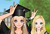 Remise des diplômes pour Amélie