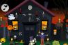 Maison d'Halloween