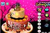 Gâteau d'Halloween à décorer