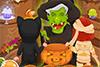Potions magiques d'Halloween