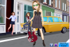 Laurianne la guitariste