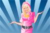 Habille Hannah Montana