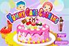 Faire un gâteau d'anniversaire