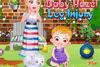Blessure pour Bébé Hazel