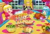 Jeu de filles décoratrices pour diner
