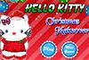 Soins de Noël pour Hello Kitty